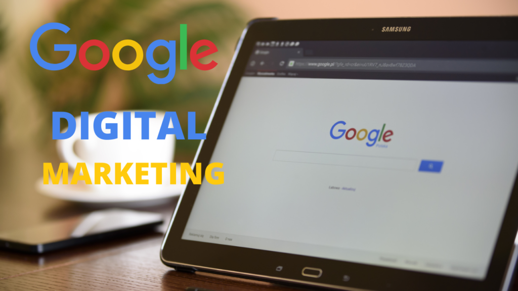 Google Digital Marketing Featured Image